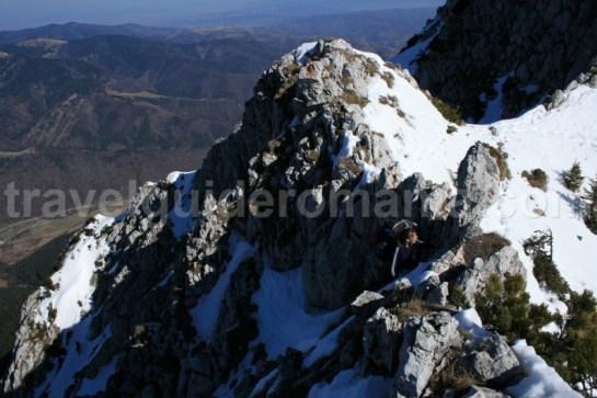 Pe crestele Muntilor Piatra Craiului - Romania