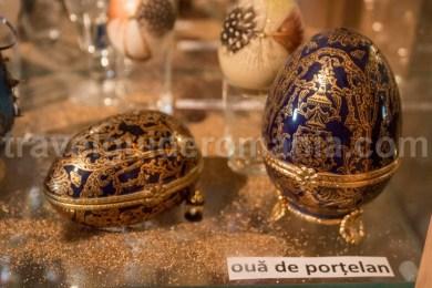 Expozitia oualor incondeiate de la Vama - Bucovina - Romania