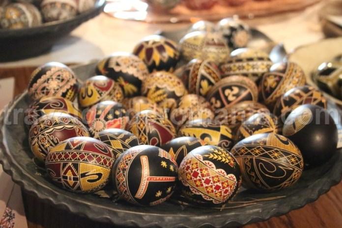 Incondeierea oualor in Bucovina