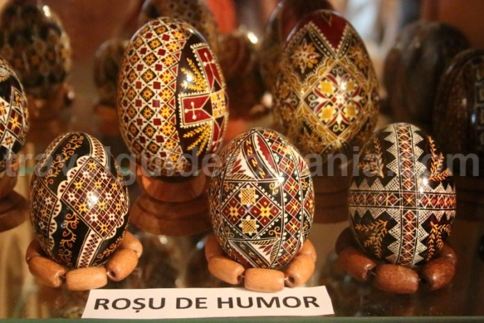 Incondeierea oualor in Romania - traditii si obiceiuri