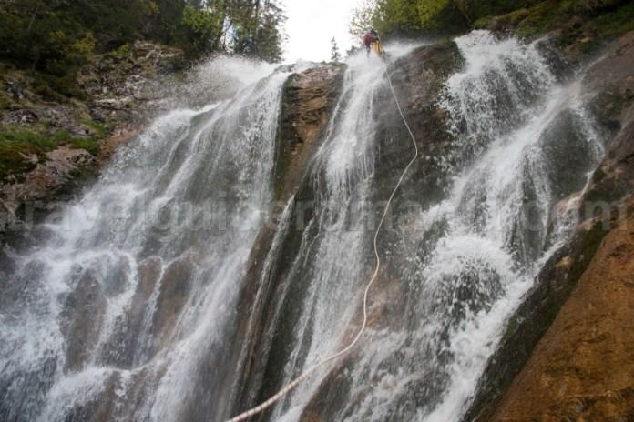Cele mai frumoase cascade din Romania - Cascada Cailor