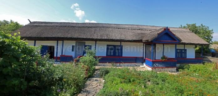 Arhitectura traditionala din Dobrogea - Enisala - Tulcea