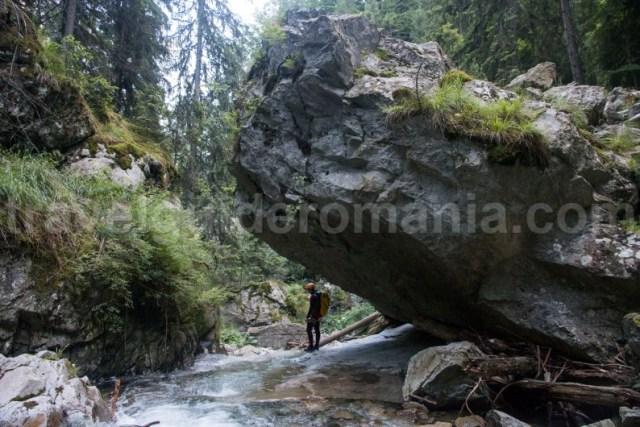 Atractii turistice Muntii Retezat - Valea Marii
