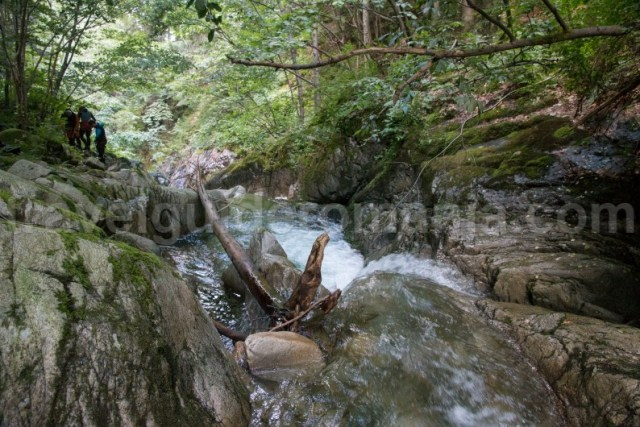 Aventura in Muntii Retezat - Canyoning Valea Marii