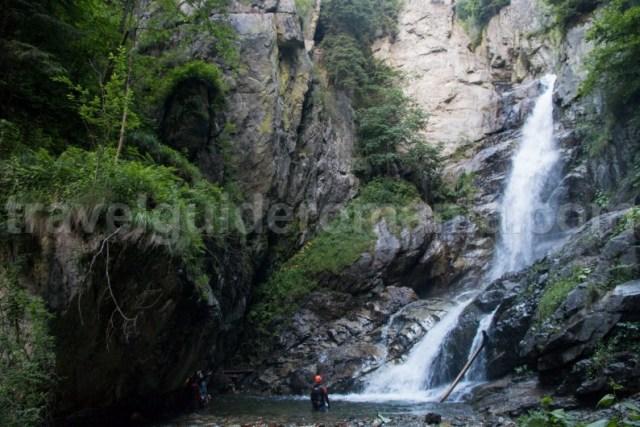 Canyoning in Romania - Valea Marii