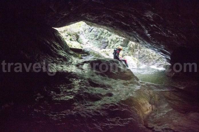 Turism de aventura in Padis - Muntii Apuseni - Canionul Galbenei