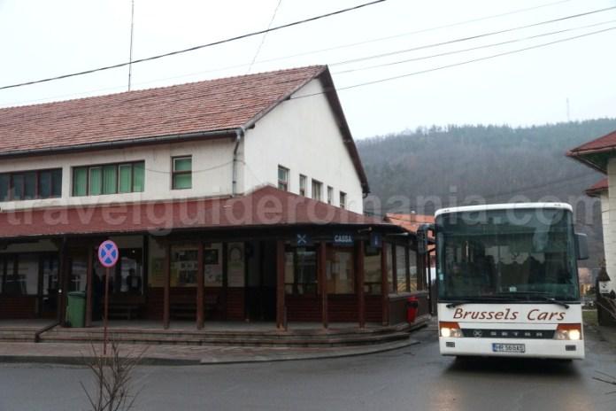 Casa de bilete de la Salina Praid - judetul Harghita