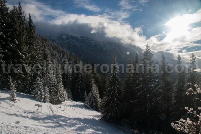 Drumetie in Carpatii Orientali - Muntii Ceahlau