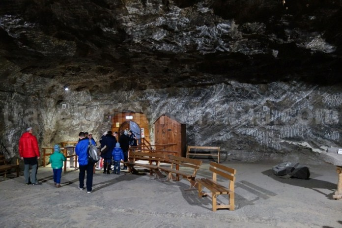 Excursii ghidate in Salina Praid - ghid autorizat