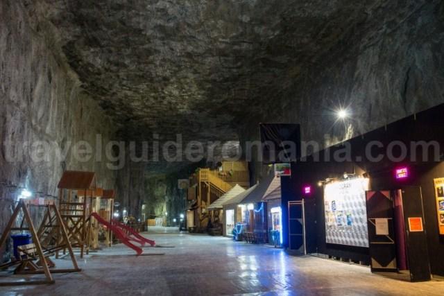 Info Salina Praid - Muntii Gurghiu - Dealul sarii