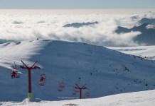 Ski la Sinaia