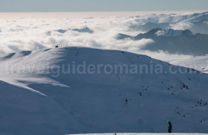 Tabere de schi Valea Prahovei - Schi in Romania