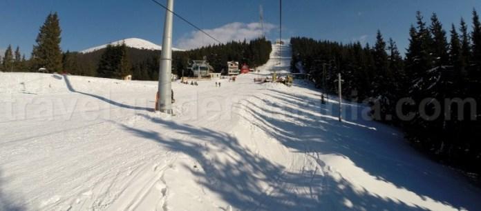 Ski Parang - Valea Jiului - Hunedoara