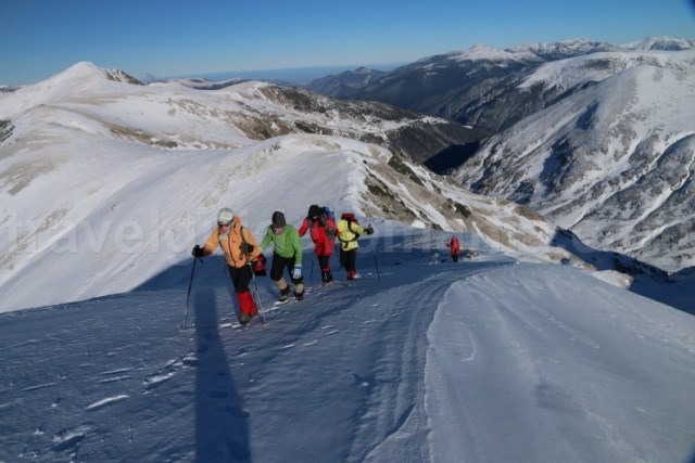 Turism montan in Romania - Muntii Godeanu