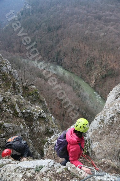 Trasee de via ferrata in Romania - descopera Romania