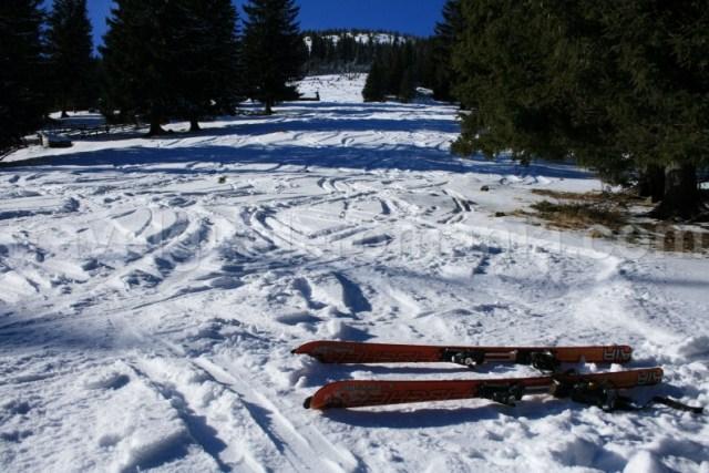 Unde sa schiezi in Romania - Muntii Vladeasa