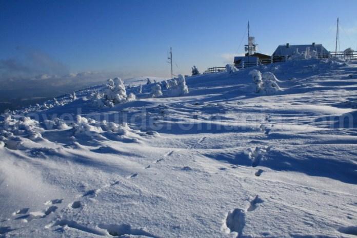 Varful Vladeasa – al doilea cel mai înalt vârf din Muntii Apuseni