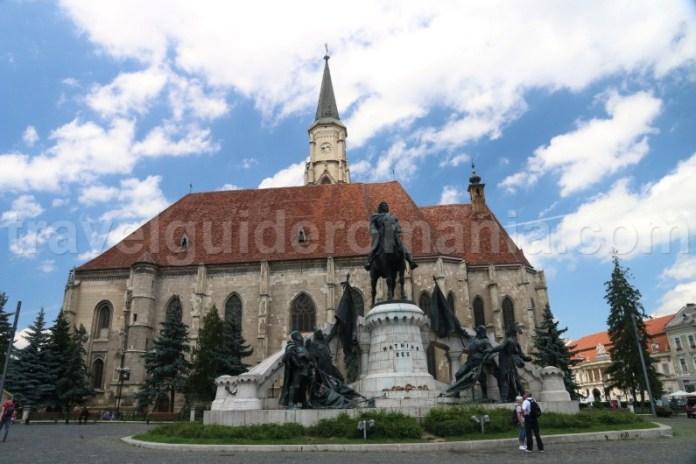 Locuri de vizitat in Cluj Napoca - Sf Mihail