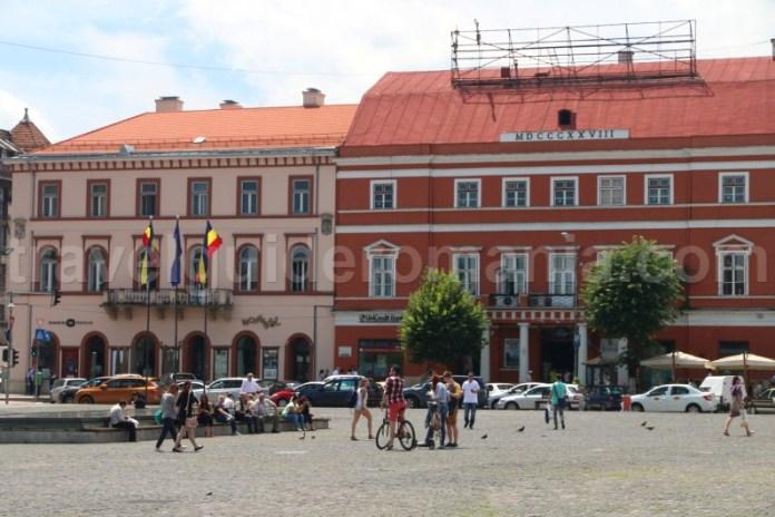 Turism cultural in orasul Cluj Napoca