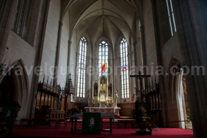 Turism eclectic in Cluj Napoca - Biserica Sf Mihail