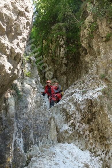 Locuri de vizitat in Romania - Canionul Oratii