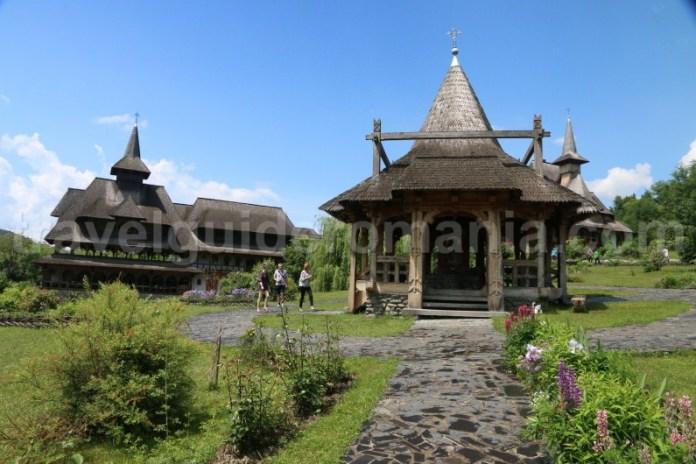 turul-manastirii-barsana-romania