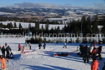 Locuri de schiat din Romania