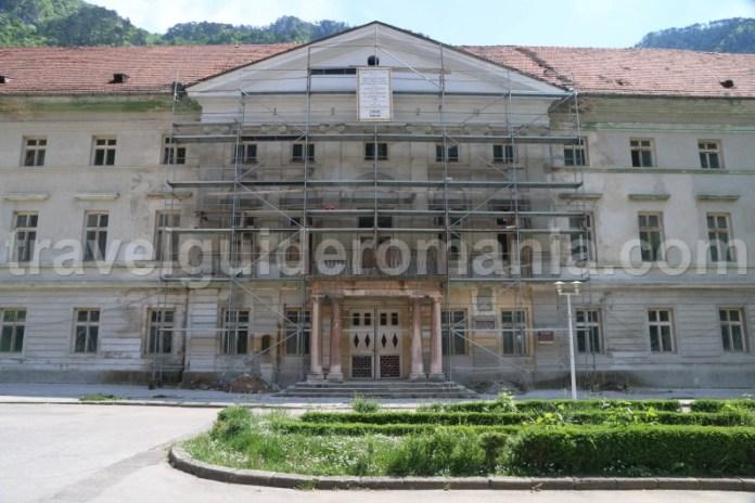 Turism in Baile Herculane - Valea Cernei