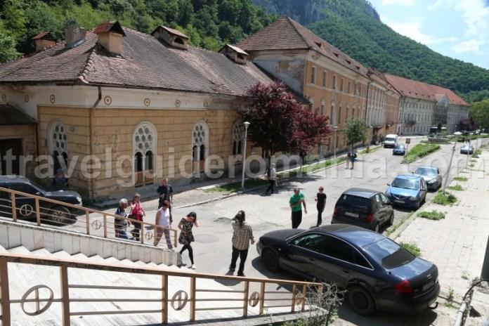 Ansamblul Pieței Hercules - Baile Herculane