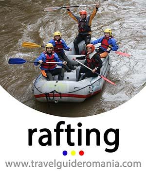 Rafting Romania