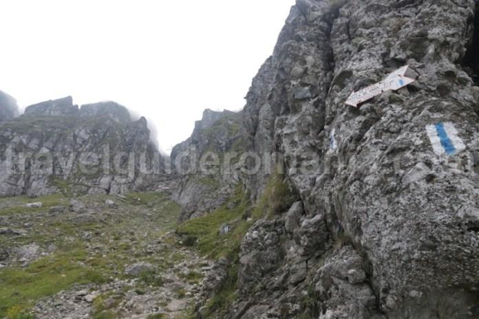 Hornul Mare - muntii Bucegi