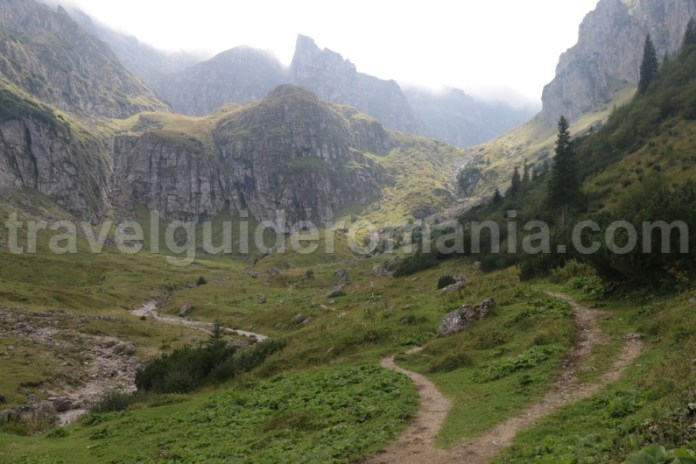 Locuri frumoase din Romania - muntii Bucegi