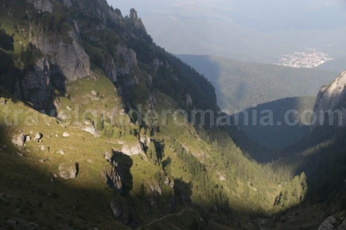 valea Cerbului - Parcul Natural Bucegi
