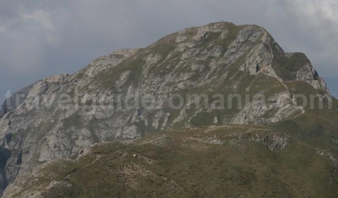 Varful Bucsoiu - Parcul Natural Bucegi