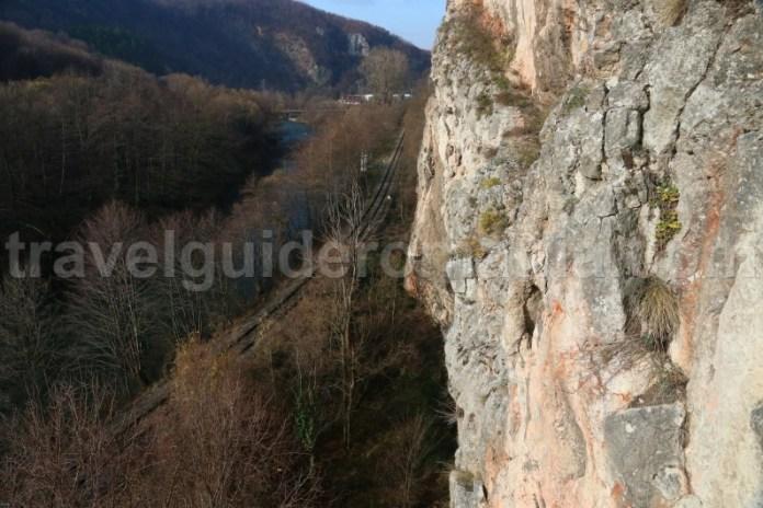 Muntii Padurea Craiului - via ferrata Vadu Crisului
