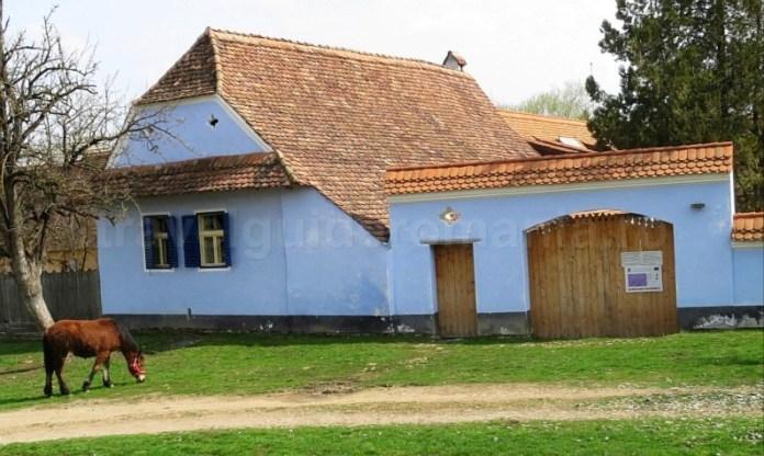 casa saseasca sat viscri