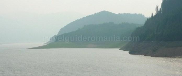 muntii latoritei lac vidra mountain-biking
