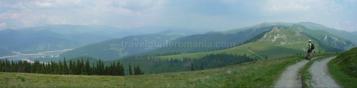 muntii latoritei sub puru drumul strategic mountain-biking mtb