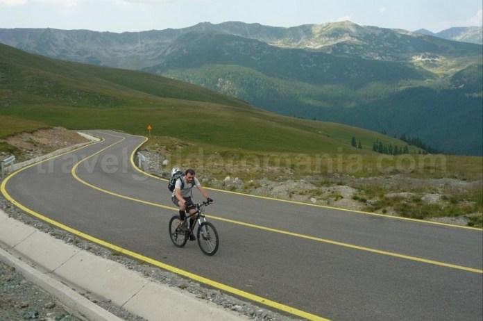 muntii parang transalpina mountain-biking