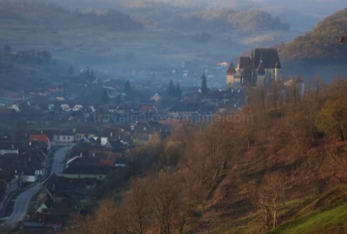 sat biertan biserica fortificata unesco (2)
