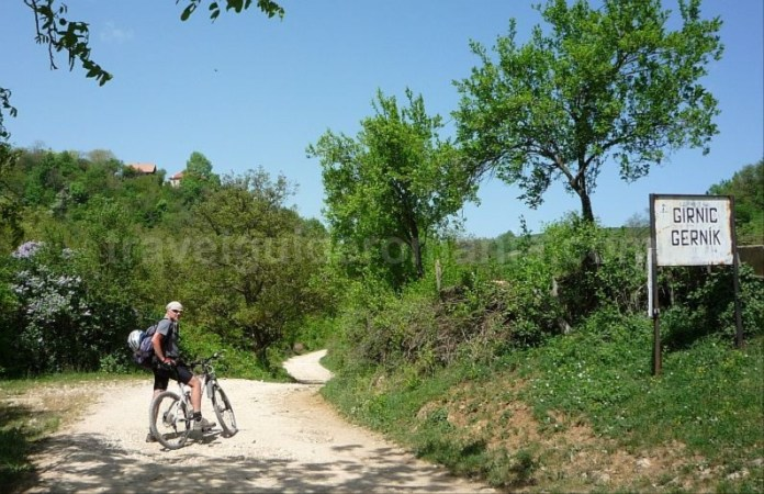 garnic mountain biking banatul montan