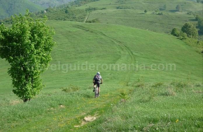 ravensca bigar banatul montan mountain biking