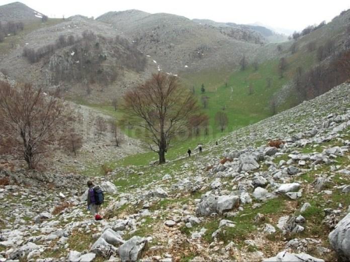 Parcul Naţional Domogled - Valea Cernei crovuri