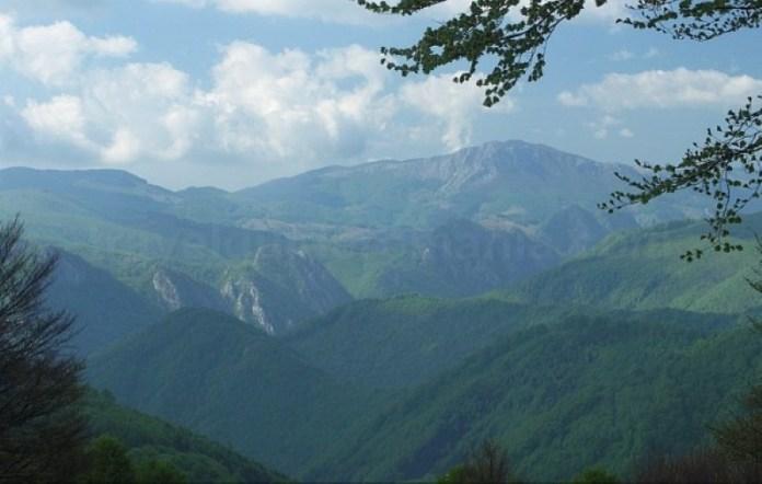 Parcul Naţional Domogled - Valea Cernei vsrful lui dtsn geanturi