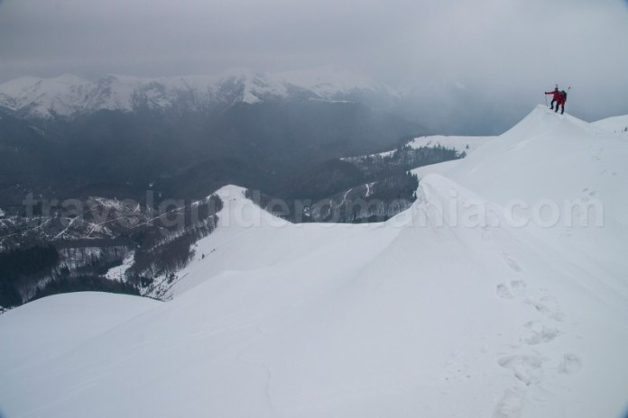 Trasee montane de o zi - Creasta Oslea
