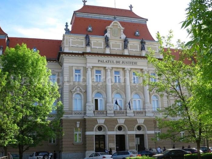 Palatul de justitie Oradea