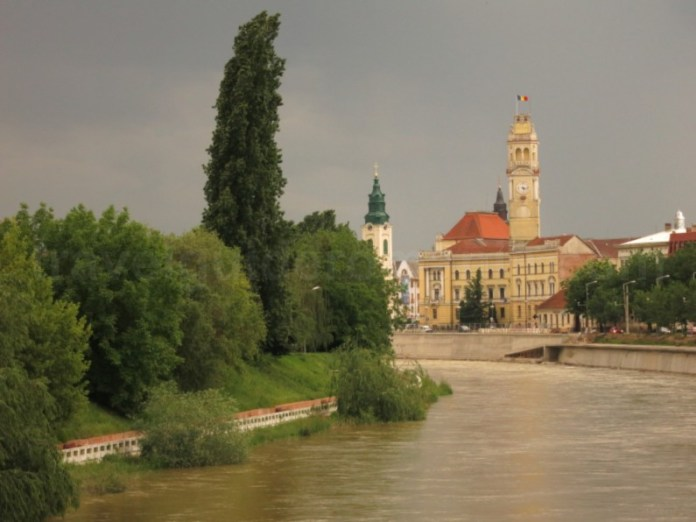 Turnul cu ceas Oradea