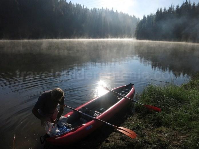 lacul belis fantanele smida lansare