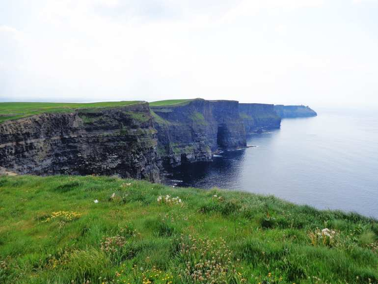 cliffs of moher tour ireland