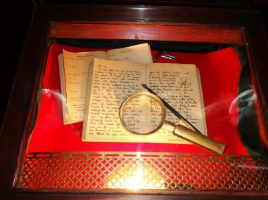 Sherlock Holmes Museum london england